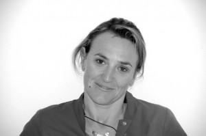 Gwenaëlle, assistante du cabinet dentaire Esvan Beucher, Moëlan sur Mer